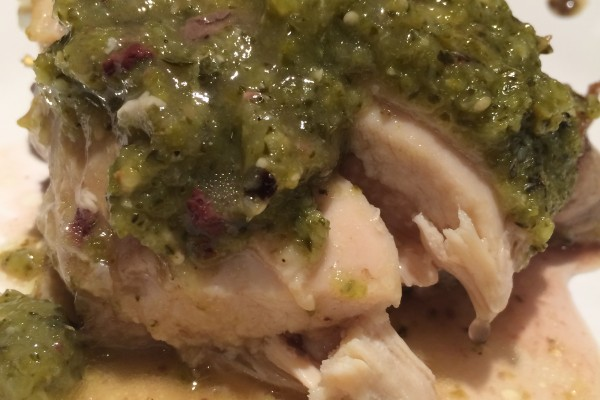 cheating on cooking: the crockpot saga & chicken verde