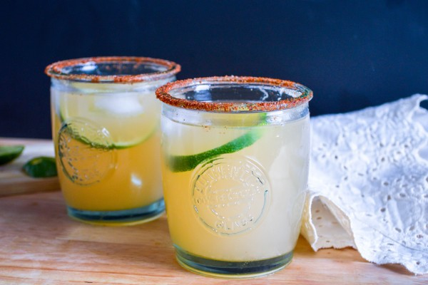 Spicy Spring Margarita