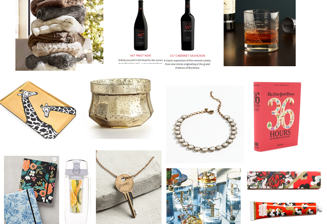 Gift Guide: Hostess/Person Who Has Everything