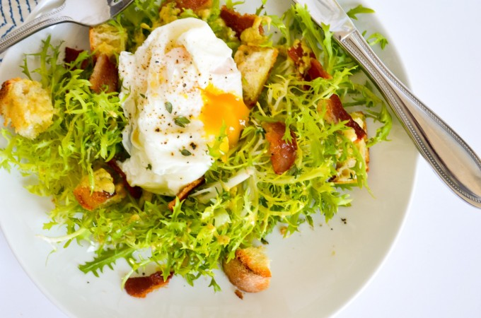 Country Frisee Salad